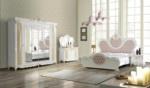 Yıldız Mobilya / Şehzade Klasik Yatak Odası