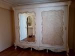 ,,,,A.EUROstar möbel / ahsap görüntülü yatak oda dolabi