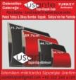 UsKardeşler Teknik Yapı Dekorasyon Tic. ve San.Ltd.Şti. / BOMBE PİLEKSİ ALÜMİNYUM KAPAK USANTE