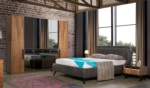 Yıldız Mobilya / Bentley Yatak Odası