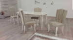 Boran Furniture Export / Defne Klasik Masa 6 Kişilik/ Defne Classic Table for 6 People