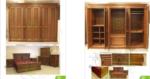 2316 Interior Design / Ceviz Yatak Odası Takımı