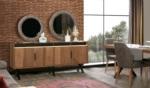 Yıldız Mobilya / Bentley Ahşap Yemek Odası