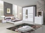 Özüçler Mobilya / Yatak Odası Takımı Beyaz OMS 400