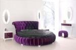 ,,,,A.EUROSTAR möbel / yuvarlak yatak