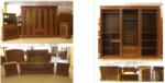2316 Interior Design / Masif Ceviz  Yatak Odası
