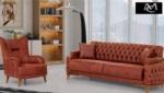 CLASSICO MEUBEL / Modern koltuk takimi Kahve