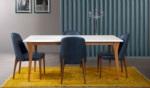 Yıldız Mobilya / Sanat Yemek Masası Takımı