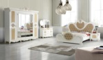 Yıldız Mobilya / Valerio Klasik Yatak Odası