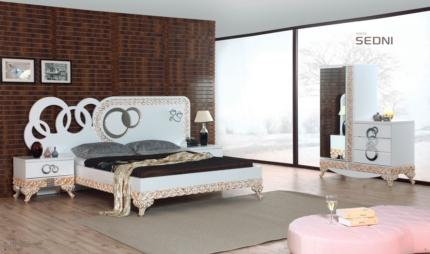 Mns mobilya sedn yatak odasi takimi modeline ait detay for Mobilya yatak odasi