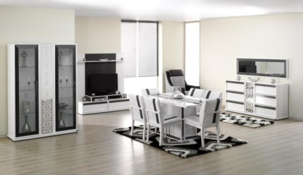 bellona ve minabella 2 magzamizla hizmetinizdeyiz ibiza yemek odasi takimi 2099 00. Black Bedroom Furniture Sets. Home Design Ideas