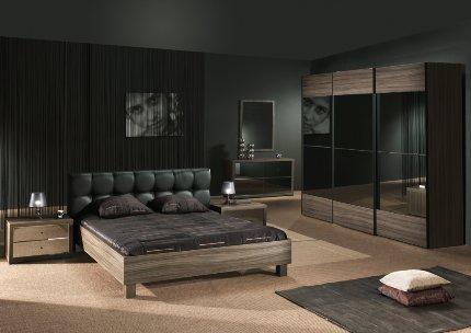 Modena yatak odasi modeline ait detay sayfas for Meuble alsemberg